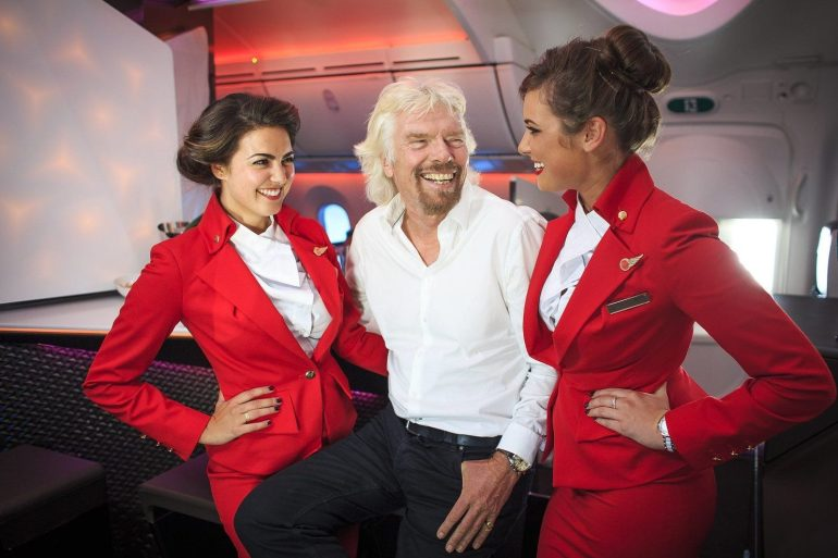 Virgin Atlantic Predicts Rollercoaster Profits as Weak Pound Starts to Bite