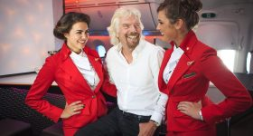 Virgin Atlantic Predicts Rollercoaster Profits as Weak Pound Starts to Bite