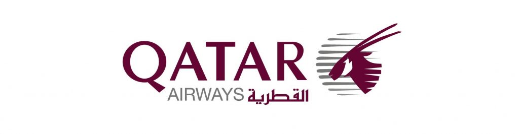 The Qatar Airways logo