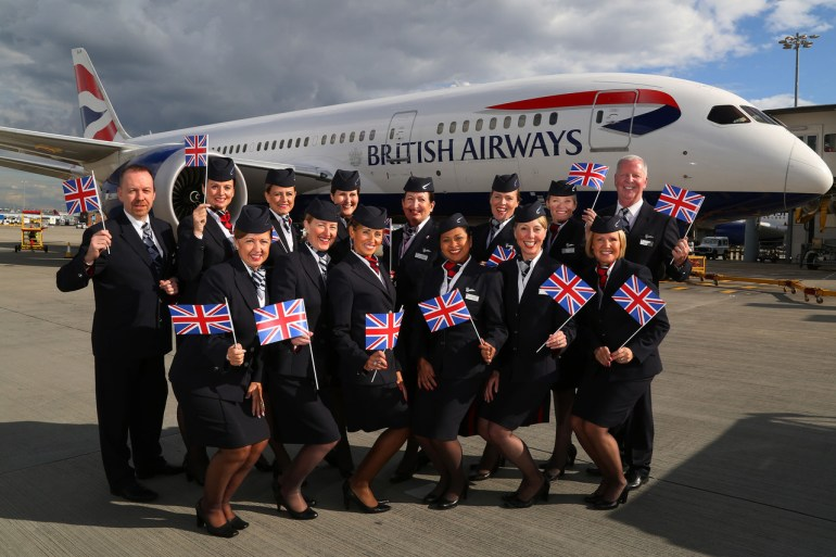 British airways cabin crew recruitment step by step for Korean air cabin crew requirements