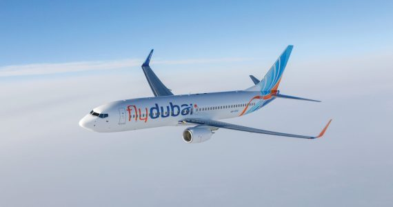 Flydubai Boeing 737-800 - flydubai to get even nicer cabin interiors (for a low cost airline) on new Boeing 737 MAX Aircraft