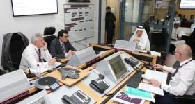 28 Government Agencies Respond to Qatar Airways 'Crash' in Mock Exercise