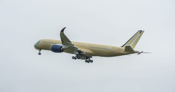 Delta Air Lines one step closer to flying new Airbus A350 aircraft