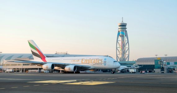 Emirates Open Up a Slew of New A380 Routes - Beijing, Shanghai and Birmingham Get Upgraded