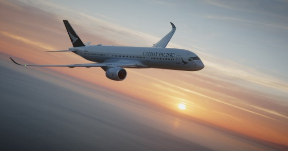 Cathay Pacific See's Falling Passenger Numbers as Reorganisation and Redundancies Begin
