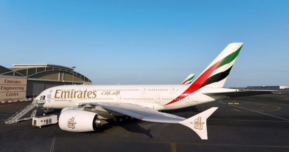 How Do You Clean an Airbus A380 Superjumbo in the Desert?