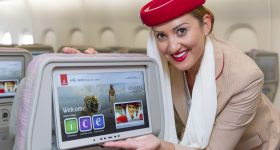 Emirates Might Copy Air New Zealand by Getting Cabin Crew to Wear Augmented Reality Spectacles