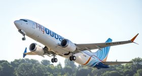 flydubai Gears Up For The Future With its First Boeing 787MAX Delivery