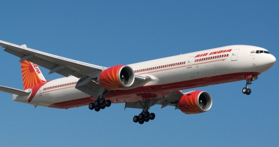 Debt-Ridden State-Owned Airline Air India Could Be Put Up for Sale - At Least, that's the Plan