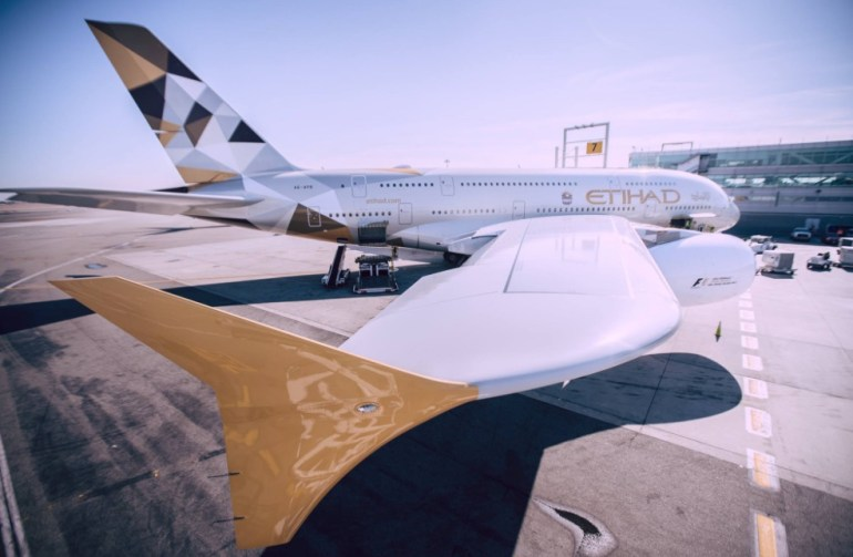 Etihad Receives Welcome News But Passenger Numbers at Abu Dhabi Continue to Fall