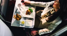 Qatar Airways Up's Its Business Class Dining Game: Now Allows Pre-Orders On Select Flights