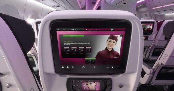 Qatar Airways Teases its Brand New Boarding Music By Local Composer, Dana Al Fardan