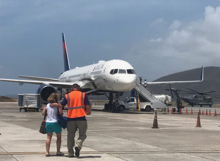 Delta Air Lines Donating Over $2 Million to Red Cross in Wake of Hurricane Irma and Harvey: Operations Slowly Recovering