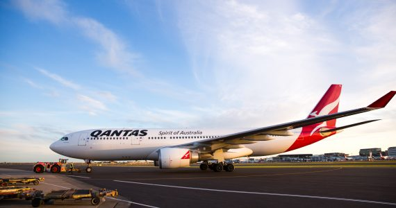 Qantas Eyes 'The Last Frontier' in Aviation as Chief Exec Tells Australian's They've Never Had it So Good