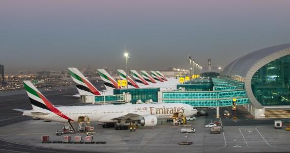 Dubai International Airport Wins Top Award for Response to Crash Landing of EK521 in August 2016