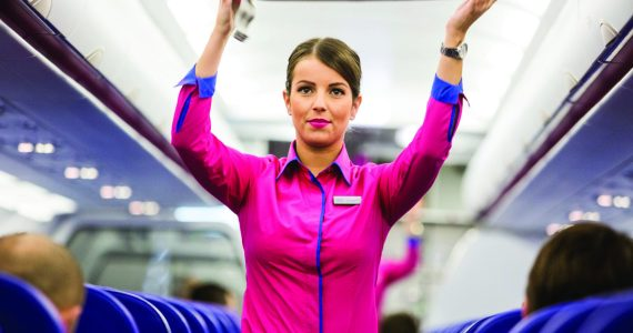 Hungary's Wizz Air Is About to Hire Up To 1,300 Cabin Crew Throughout Europe - Here Are the Details