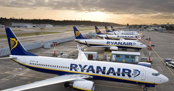 Ryanair Has a Plan to Prevent Flight Delays - Ban Passengers from Bringing Bags into the Cabin