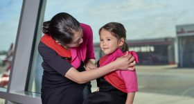 Qantas is Now Selling Adorable Mini Cabin Crew and Pilot Uniforms for Young Aviation Fans