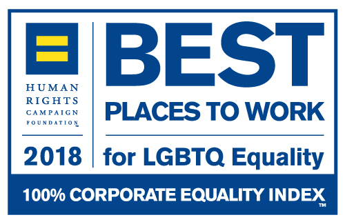 HRC Releases Corporate Equality Index with Record 609 Companies Earning Perfect Scores