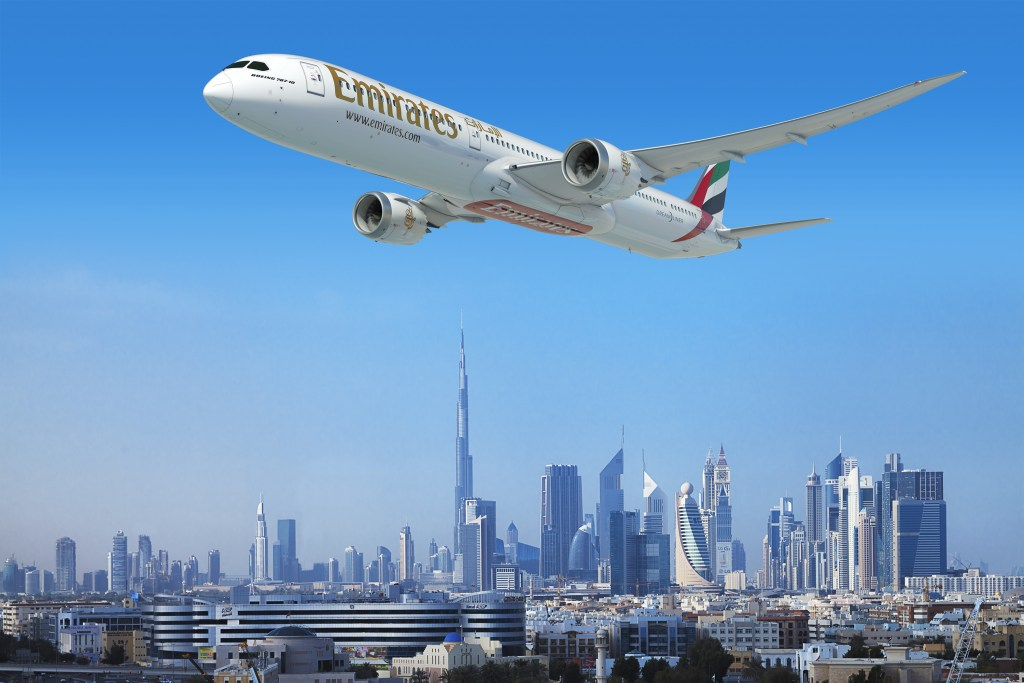 Emirates has announced its intention to purchase 40 Boeing 787-10 Dreamliner's. The deal will be worth $15.1 billion at list prices. Photo Credit: Emirates