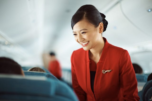 cathay dragon flight attendants win 3% pay rise and other