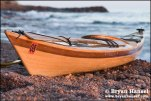 Siskiwit Bay cedar strip kayak plans