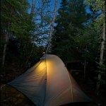 Tarptent Double Rainbow Tent in the BWCA