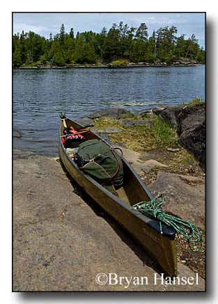 How to Pick a Bell Solo Canoe • PaddlingLight com