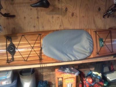kayak cockpit cover