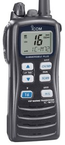 Icom M72 is a great VHF Radio