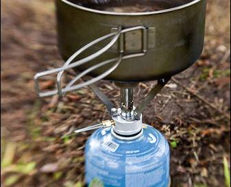 MSR Pocket Rocket lightweight canister stove