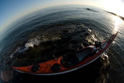 NDK Romany on Lake Superior