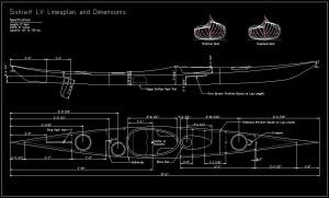 Siskiwit LV sea kayak study plan