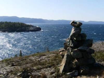 Waves of Lake Superior.