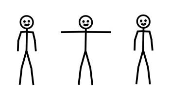 Arm raising to strengthen shoulders