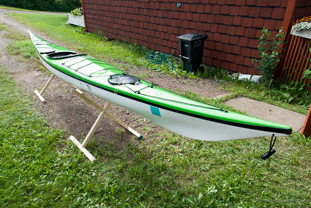 kayak stand or canoe stand