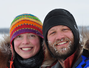 Dave and Amy Freeman