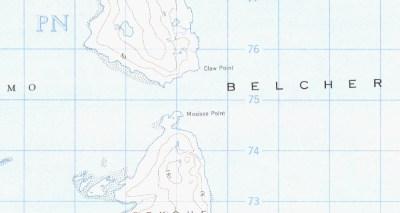 Belcher Islands claw point