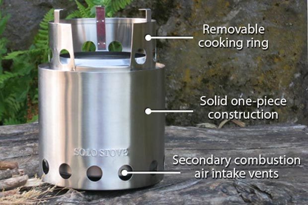 solo stove wood-burning stove