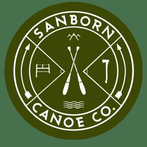 Sanborn Canoe logo
