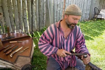 historic blacksmith