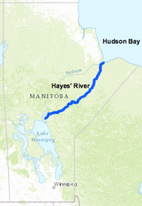 Rhythm of the Hayes map