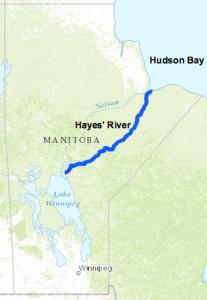 Rhythm of the Hayes map