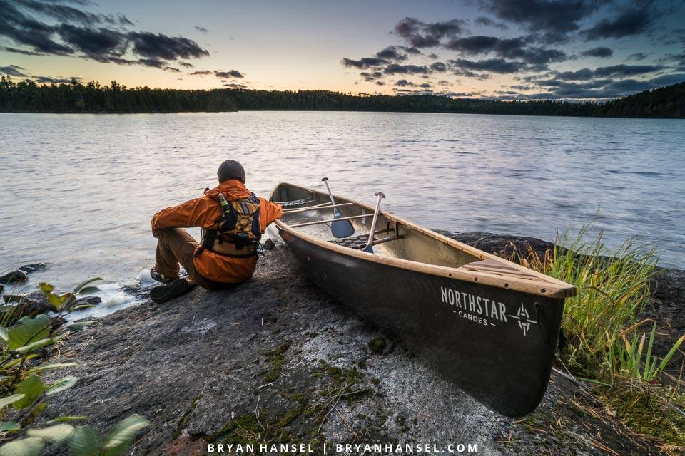 Northstar Polaris review in the BWCAW