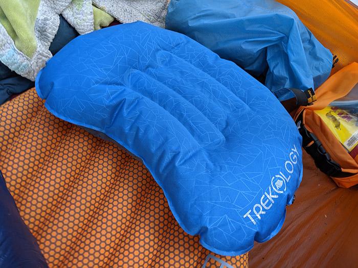 Trekology Ultralight Camping Pillow Review