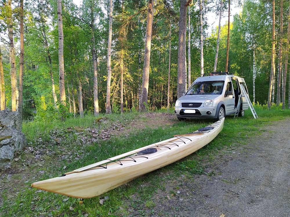 siskiwit bay kayak first launch