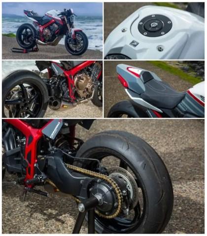 [Street] Honda Europe Reveals Winner of CB650R Base Prep Competitors