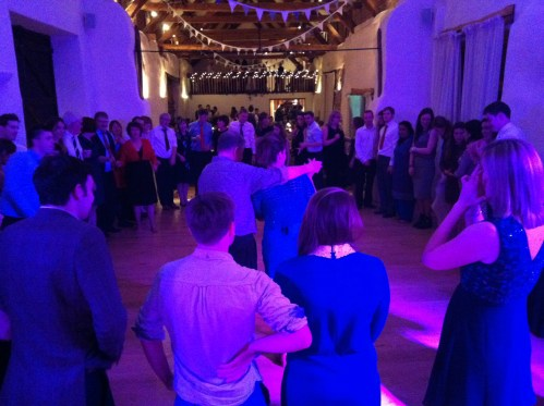 Devon Wedding Ceilidh