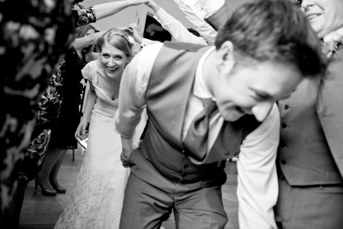 Emily and Trent's Devon Wedding Ceilidh