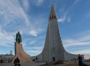 Reykjavic Cathedral, Hallgrímskirkja